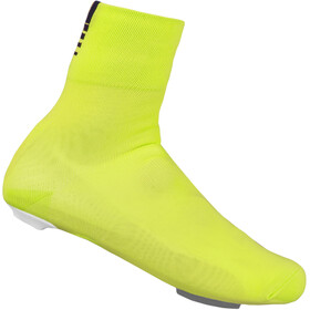 GripGrab Primavera Midseason Cover Socks yellow hi-vis